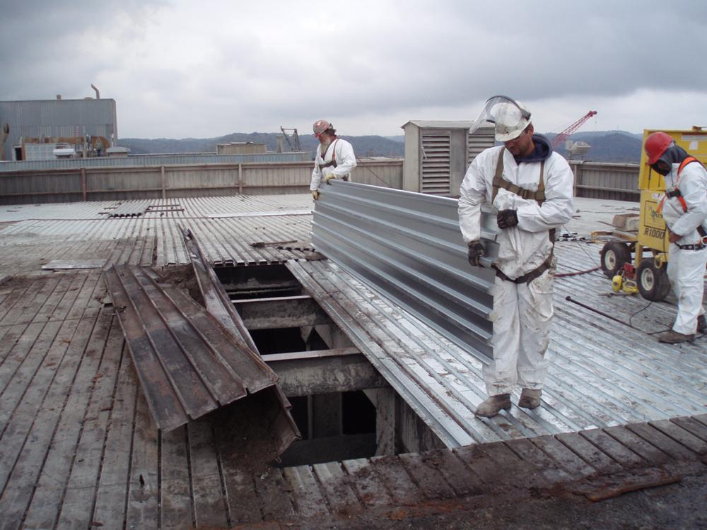 Metal Building Repair Raleigh Nc