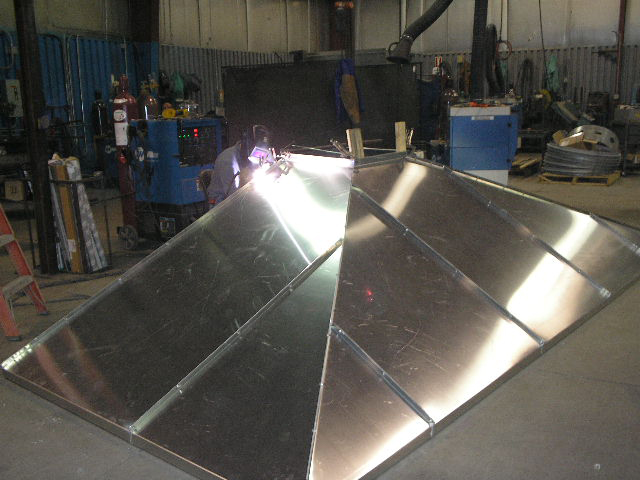 Custom Metal Fabrication Tri State Service Roofing