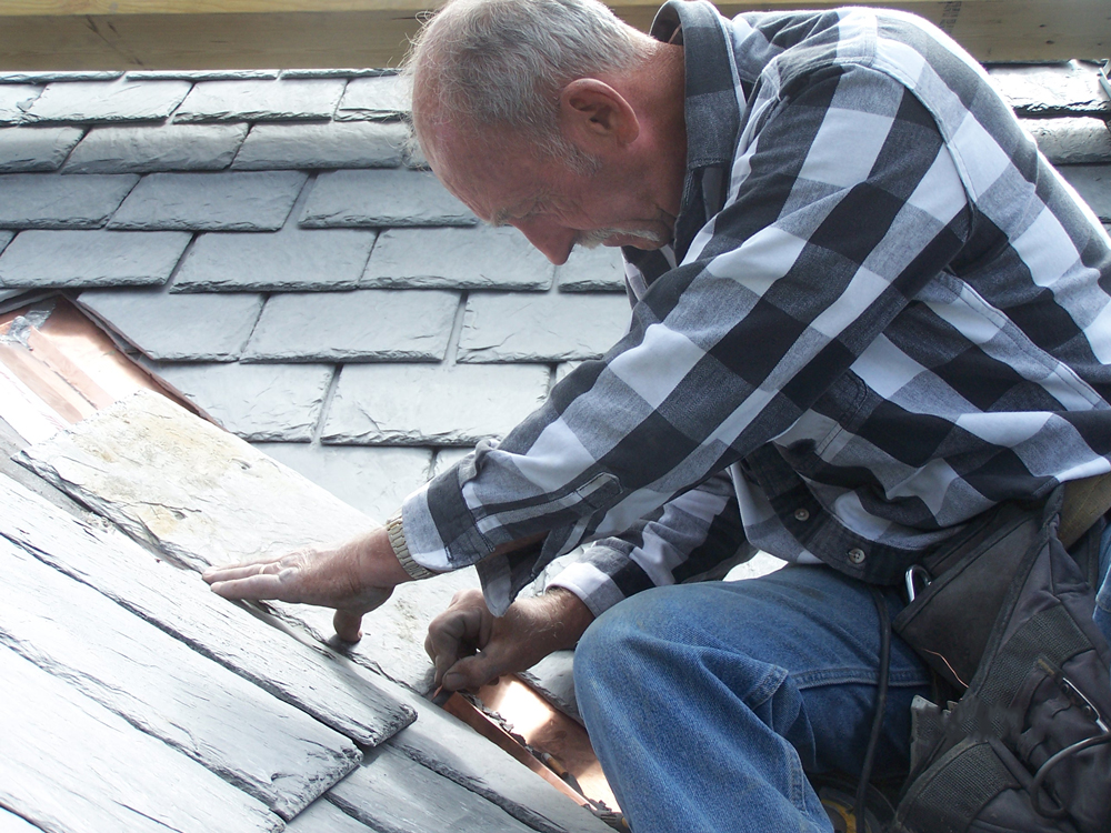 Steep Slope Roofing Tri State Service Roofing Amp Sheet