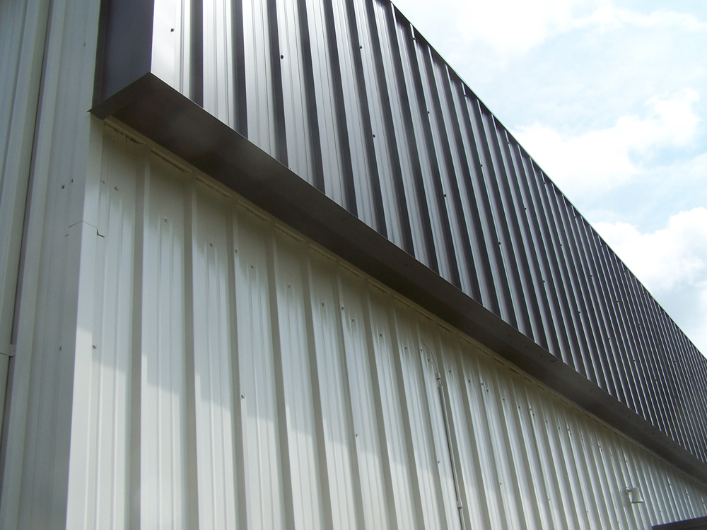 Architectural Metal Tri State Service Roofing Amp Sheet
