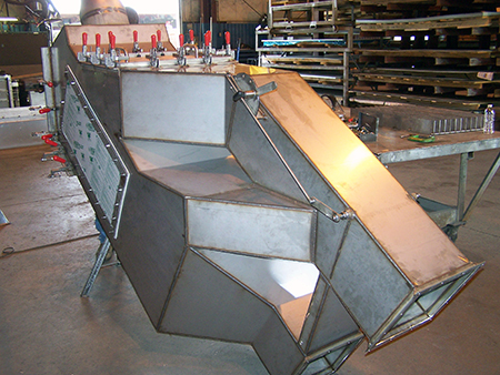 Material Chute Pic rt2 450