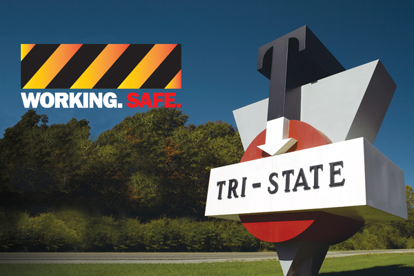 Captivating Tri State Roofing U0026 Sheet Metal Companyu0027s Parkersburg Location Was Recently  Recognized By The Contractors Association Of West Virginia (CAWV) For  Safety ...