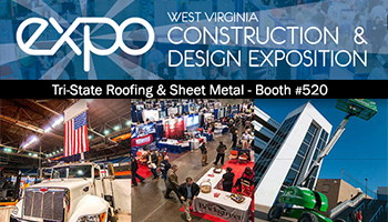 See You At The West Virginia Construction Amp Design Expo