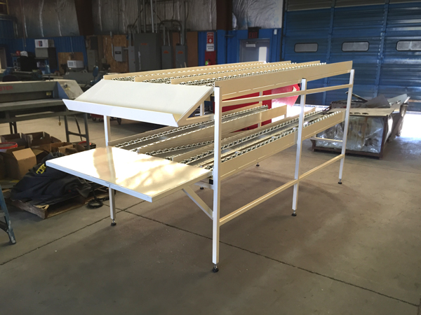 Anything Out Of Metal Yes We Can Make That Flow Racks