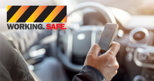 Cell Phone Repair Lexington Ky >> Just Drive. April is Distracted Driving Awareness Month. – Tri-State/Service Roofing & Sheet ...